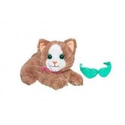 фото Игрушка интерактивная Hasbro Модные зверята «Котенок в очках»