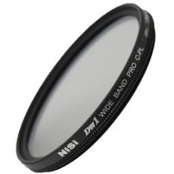 Купить Фильтр с круговой поляризацией CPL Nisi