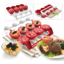 Купить Форма для фарша Bradex «Аппетитная тефтелька»