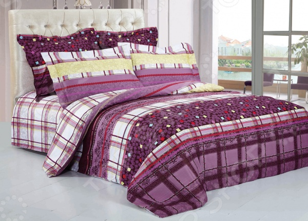 Комплект постельного белья Softline 09702 для спальни