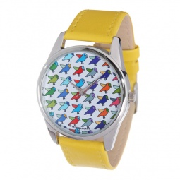 фото Часы наручные Mitya Veselkov «Много птичек»