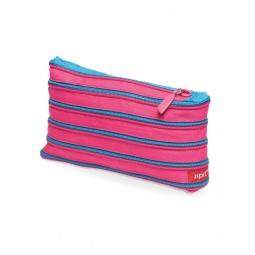 фото Сумочка для ручек ToysiToys для ручек и карандашей. Цвет: ярко-розовый, бирюзовый