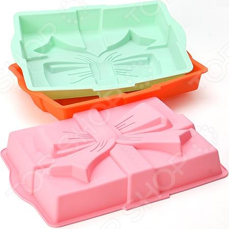 Форма для выпечки кексов Mayer&amp;amp;Boch MB-21981. В ассортиментеСиликоновые формы для выпечки и запекания<br>Товар продается в ассортименте. Цвет изделия при комплектации заказа зависит от наличия товарного ассортимента на складе. Форма для выпечки кексов Mayer Boch MB-21981 это практичная форма для выпекания кексов или печенья, которая сделана из пищевого силикона. Посуда идеально подходит для выпекания различной выпечки, ведь форма предотвращает тесто от вытекания , при этом, предоставляя возможность с легкостью извлечь готовую выпечку. Пищевой силикон абсолютно безопасен и не вступает в реакцию с продуктами, а так же не влияет на запах и вкус готового изделия. Форма подойдет не только для выпечки, но и для изготовления конфет, мармелада, желе и даже льда! Ведь силикон легко переносит низкие температуры и не теряет свою структуру, вы можете использовать форму до -40 С. Материал не мнется, он износостойкий и легко моется, но не следует использовать моющие средства, которые содержат абразивы.<br>
