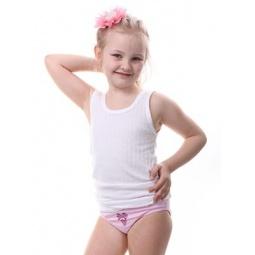 фото Майка для девочки Свитанак 107633. Рост: 98 см. Размер: 26