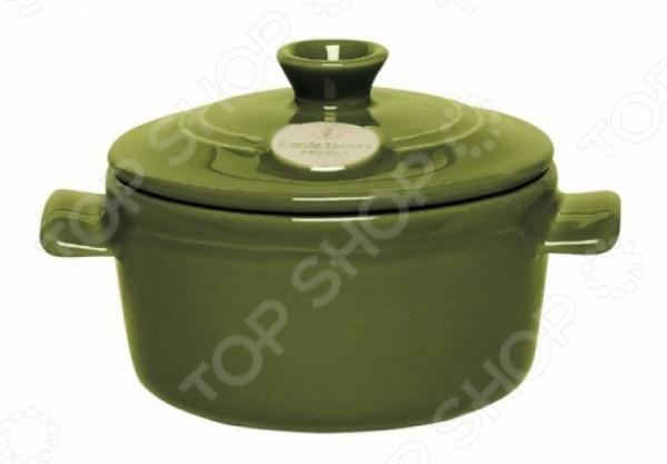 Мини-кастрюля для запекания Emile Henry 874533. Уцененный товар