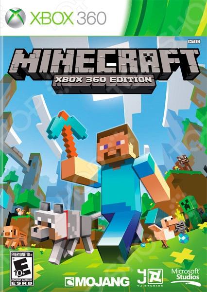 фото Игра для Xbox 360 Microsoft Minecraft G2W-00019, Игры для игровых консолей