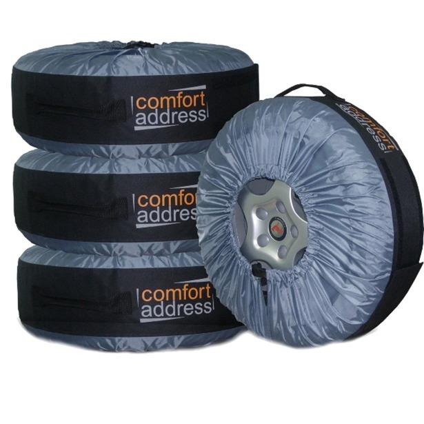 фото Набор чехлов для хранения колес Comfort Address BAG-016