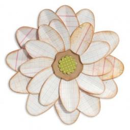 фото Форма для вырубки Sizzix Bigz Die Лепестки для цветочка