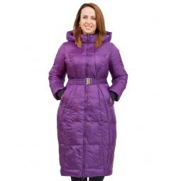 Купить Пальто D`imma «Фернанда». Цвет: фиолетовый