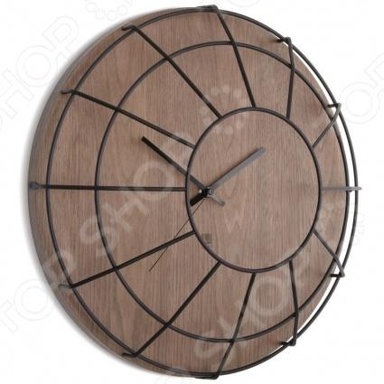 Часы настенные Umbra Cage umbra настенные часы