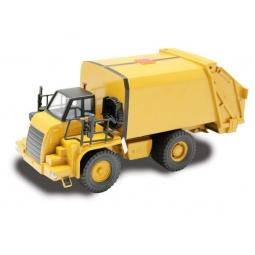 фото Модель грузовика коллекционная Пламенный Мотор «Мусоровоз»