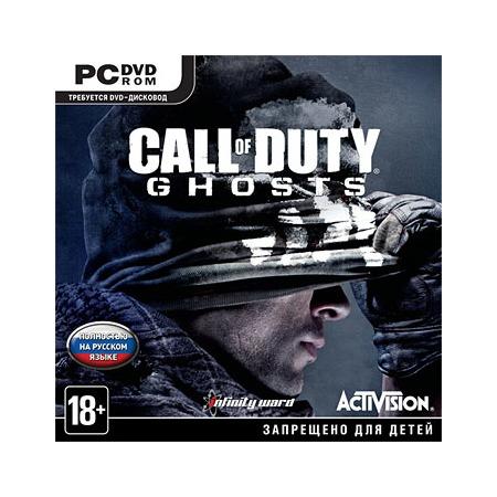 Купить Игра для PC Call of Duty Ghosts (PC-DVD, Jewel)
