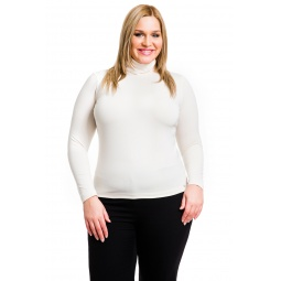 фото Водолазка Mondigo XL 204. Цвет: бежевый. Размер одежды: 52
