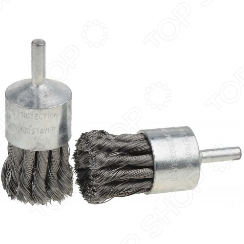 Набор щеток кистевых для дрели Stayer 35227-H2