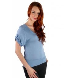 фото Джемпер Mondigo 9767. Цвет: голубой. Размер одежды: 42