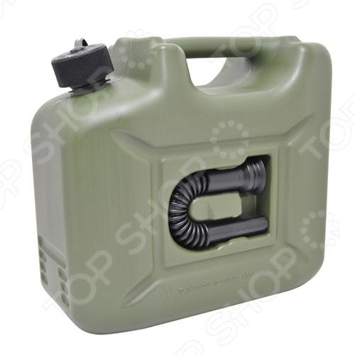 Канистра Rexxon REX-5LP канистра для топлива dollex с носиком 10 л