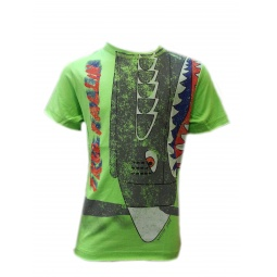 фото Футболка Warrior Poet Shark Bomber SS T-Shirt. Рост: 128-140 см