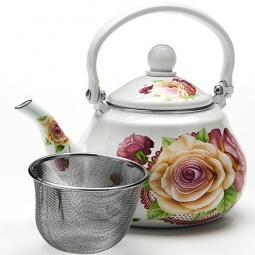 Купить Чайник эмалированный Mayer Boch «Мини». В ассортименте