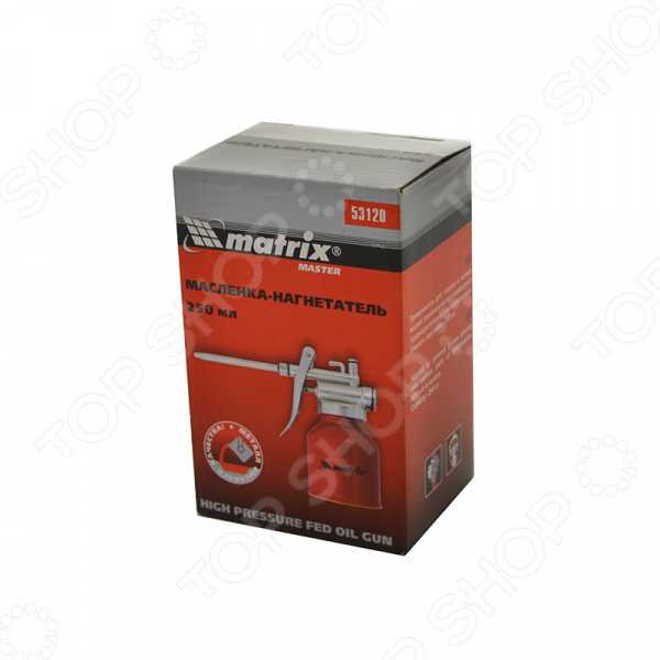 Масленка-нагнетатель MATRIX 53120 - фото 2