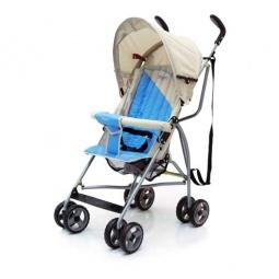 фото Коляска-трость Baby Care Vento. Цвет: голубой, серый