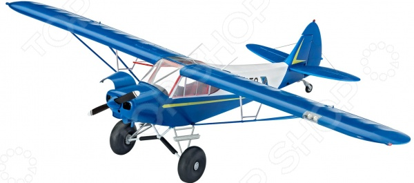 Сборная модель самолета Revell Piper PA-18