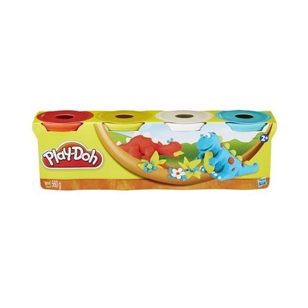 фото Набор пластилина Hasbro Play-Doh «Классические цвета»
