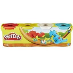 Купить Набор пластилина Hasbro Play-Doh «Классические цвета»