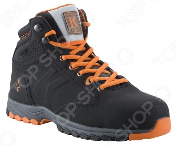 Ботинки рабочие KAPRIOL SpencerОдежда рабочая<br>Ботинки рабочие KAPRIOL Spencer важная часть экипировки строителей и профессиональных рабочих. Ведь очень важно подобрать качественную, удобную и надежную обувь, чтобы выполнять работу с комфортом и безопасностью. Кстати, вещь также оценят те, кто любит активный отдых на природе.  Сшиты из водоотталкивающего синтетического нубука  Мысок оснащен особыми вставками для максимальной безопасности.  Подошва имеет специальную обработку, повышающую стойкость к реагентам и прочим химикатам. Не скользит, защищена от прокола или прорыва.  Удобная стелька с поддержкой пятки и мыска.<br>