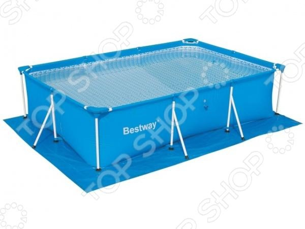 Покрытие защитное под бассейн Bestway 58101 bestway бассейн семейный 201х150х51см bestway 54005
