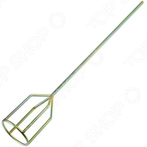 Насадка-миксер для гипсовых смесей и наливных полов Stayer Profi 06035_z01Мешалки для дрелей и строительных миксеров<br>Насадка-миксер для гипсовых смесей и наливных полов Stayer Profi 06035 z01 практичный и функциональный инструмент, который предназначен для приготовления и размешивания различных строительных смесей, не требующих аэрации. Изделие отлично подходит для приготовление гипсовых смесей и наливных полов. Стальную насадку следует использовать вместе с дрелью, что обеспечивает более быстрый и эффективный результат, а шестигранный хвостовик обеспечивает надежную фиксацию. Специальная конструкция насадки обеспечивает перемешивание смеси в горизонтальной плоскости, что позволяет равномерно смешать все нужные ингредиенты без попадания внутрь воздуха. Оцинкованная поверхность гарантирует долговечность и прекрасную износоустойчивость к появлению ржавчины и коррозии.<br>
