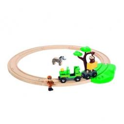 Купить Железная дорога с мартышкой Brio 33720