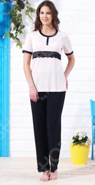 Пижама женская BlackSpade 5613