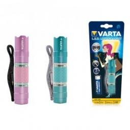 фото Мини-фонарик VARTA LED Lipstick Light. В ассортименте