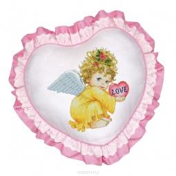 Купить Набор для вышивания подушки Белоснежка Маленький ангел