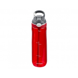 фото Бутылка для воды Contigo Ashland. Цвет: красный
