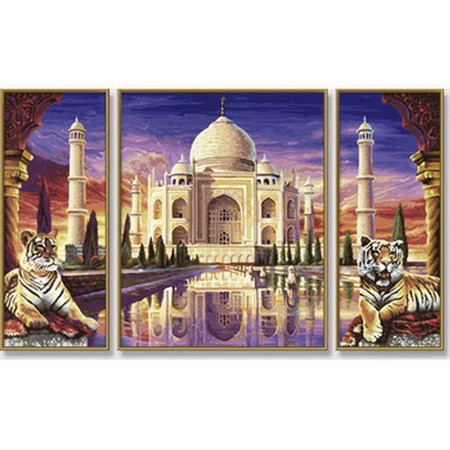 Купить Набор для рисования по номерам Schipper «Тадж Махал»