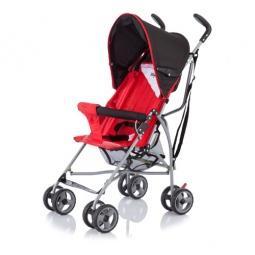 фото Коляска-трость Baby Care Vento. Цвет: красный