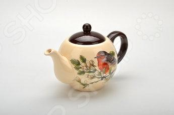 Чайник заварочный Loraine «Снегирь»