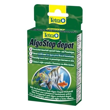 Купить Средство против водорослей Tetra AlgoStop depot
