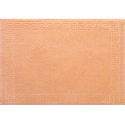 фото Полотенце махровое Asgabat Dokma Toplumy «Ножки». Размер: 50х70 см. Цвет: персиковый