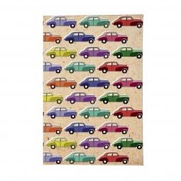 фото Обложка для паспорта Mitya Veselkov «Цветные машинки»