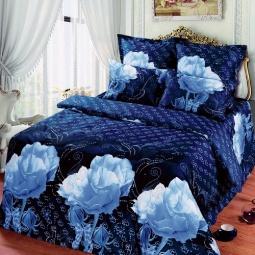 фото Комплект постельного белья АртПостель «Хрустальная роза». Евро