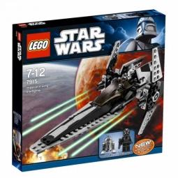 фото Конструктор LEGO Звездный истребитель Империи