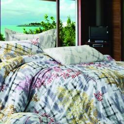 фото Комплект постельного белья Amore Mio Effekt. Provence. Семейный