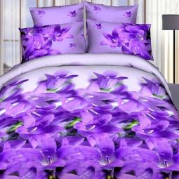 фото Комплект постельного белья с эффектом 3D Buenas Noches Buket. Семейный