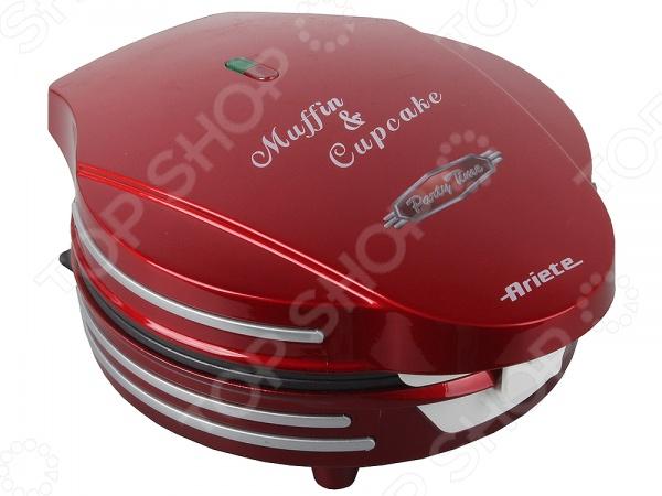Кексница Ariete 188 ariete 188 party time red прибор для приготовления маффинов