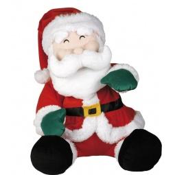 фото Мягкая игрушка музыкальная Star Trading Санта сидячий