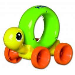Купить Каталка Tomy «Черепашка-нажимай и играй»