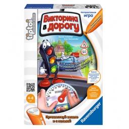Купить Набор игровой развивающий Ravensburger «Викторина в дорогу»