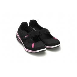 Купить Балетки Спорти Walkmaxx. Цвет: черный, розовый